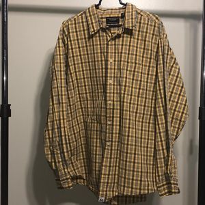 American Eagle Outfitters Flannel Long Sleeve